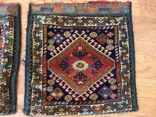 A pair of Persian Qashqai saddle-bag. sold thank you.