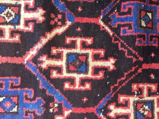 Anatolian Bergama Artistry from  19th Century in its most perfect expression.