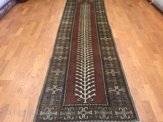 A Southwest Turkish Melas in its most perfect expression  size 2-5 x 8.
