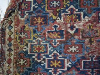 A very old Qhoochan Kordish Saddlebag panel size: 40 x 44 price POR SOLD