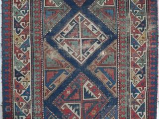 A old Kazak size: 245 x 105 price:POR