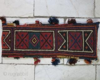 Afshar Spoon bag soumac size:30 x 10 price:POR