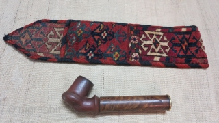 Tourkmen Pipe cover not original size: 36 x 9 cm price: POR