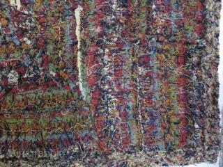 Kerman Termeh textile wool size: 52 x 61 price:POR