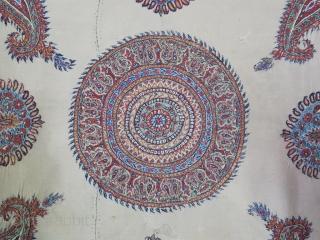 Kerman Pateh textile wool and cotton size: 90 x 92 cm price: POR