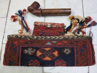 Afshar Pipe caver sumac size: 11 x 30 price: POR