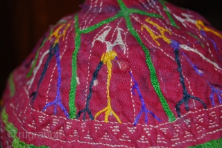 a beautiful turkman hand made head. for more informations, please contact me