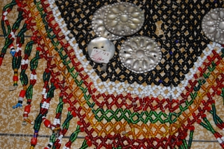 a beautiful rare uzbek necklace in a very good conditions. for more informations, please contact me