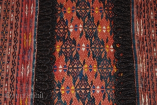 A BEAUTIFUL HAND MADE DONKEY SALT BEG IN A VERY GOOD CONDITION. FOR MORE INFORMATIONS, PLEASE CONTACT ME