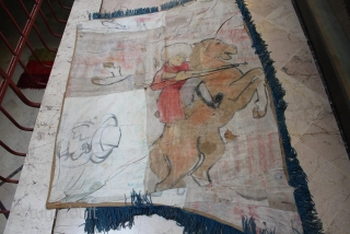Kirgiz Hourse Cover size: 106 x 120 x 170 cm