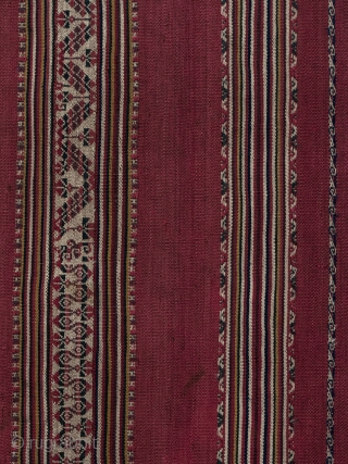 Ponchito (small poncho),