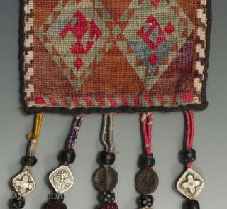 Tent hangings,