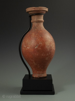 Antique Roman Vase with Stand