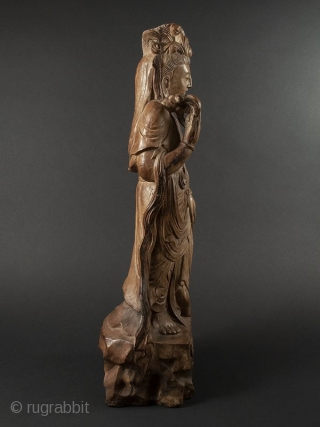 Chinese Guanyin Statue