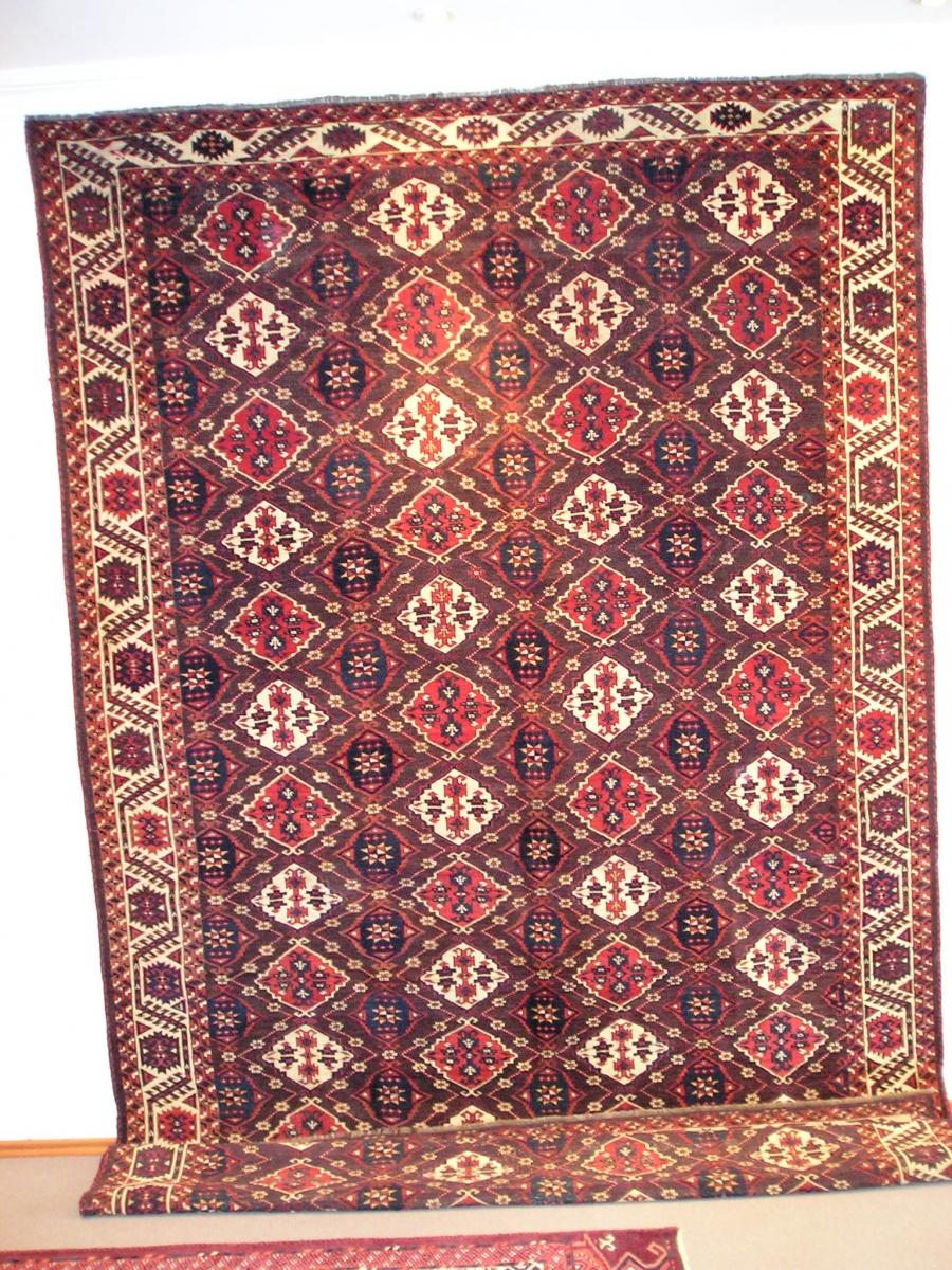 Chodor Turkmen main carpet