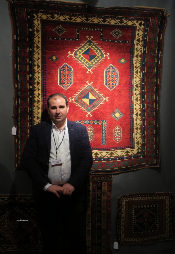 San Francisco Textile and Tribal Art Show 2018, Anatolian Picker