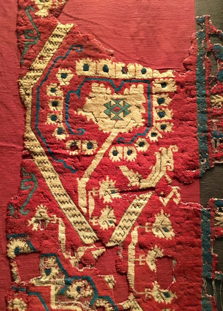 Sarkisla rug, Sotheby's London: Nov 7, 2017 Rugs and Carpets including pieces from the Christopher Alexander Collection
