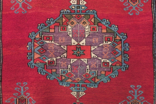 Rugs from the Christopher Alexander Collection at Sotheby's: west Anatolian rug