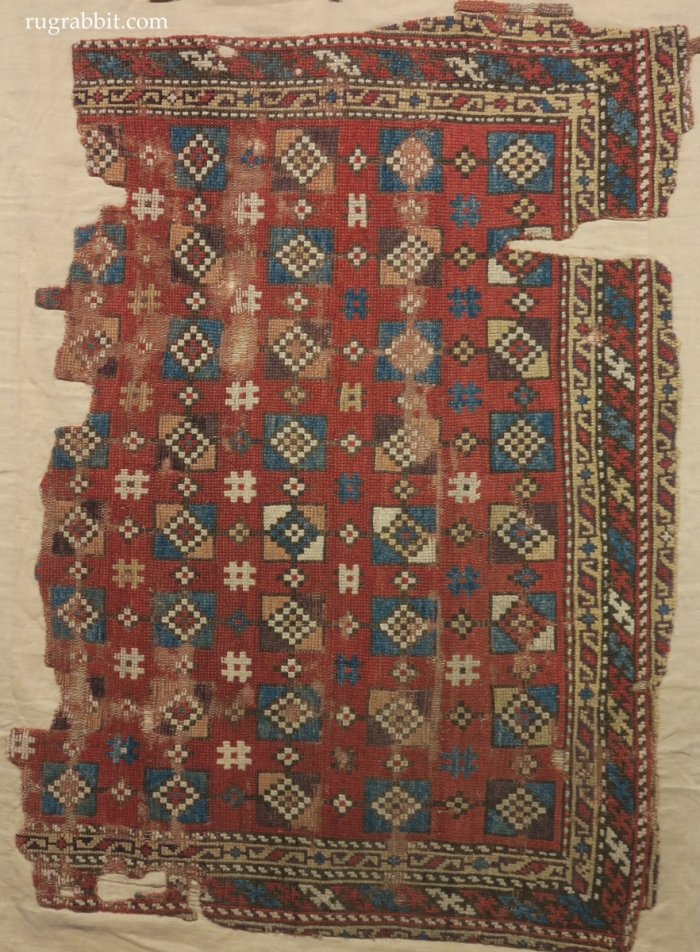 Rugs from the Christopher Alexander Collection at Sotheby's: Anatolian rug
