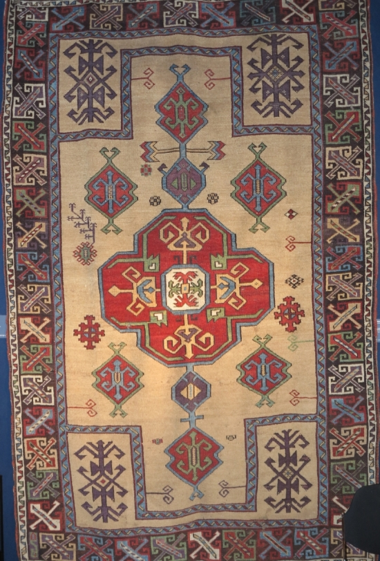 Karapinar rug lot 21