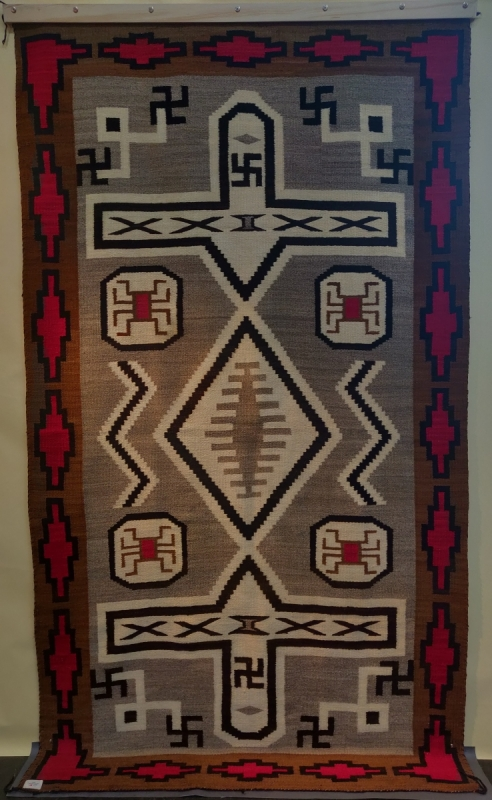 Navajo Rugs: The J. B. Moore Collection, Variations on a Loom, The Robert and Anne Smith Collection