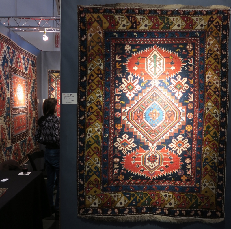 San Francisco Tribal & Textile Arts Show, 2019