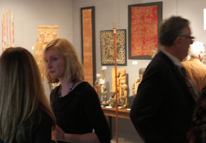 San Francisco Tribal and Textile Art Show: Thomas Murray