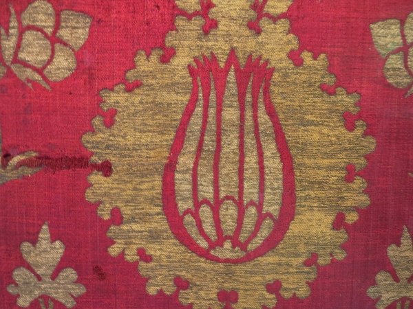 Ottoman velvet, 2nd half 16th century, Benaki Museum of Islamic Art, Athens