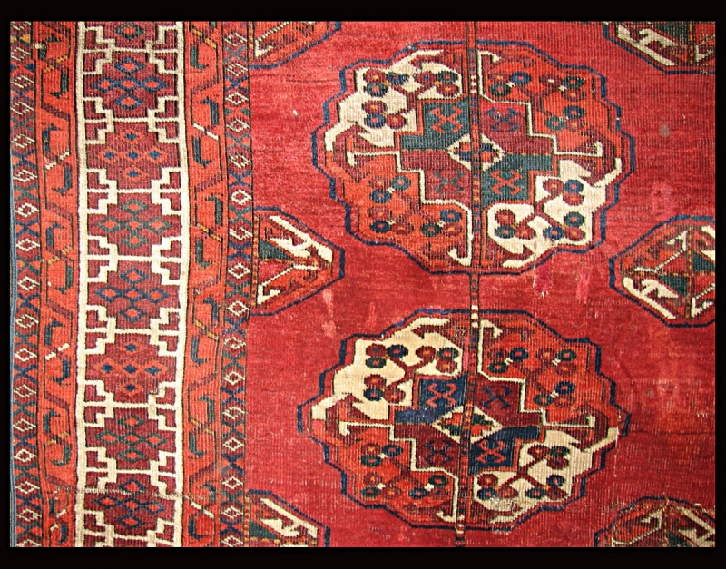 Salor Carpet detail