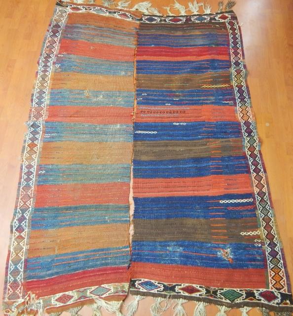 Antique East Anatolian Tülü  Size.205x160cm