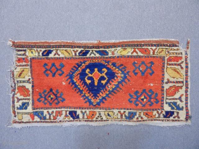 Antique Shahsavan Rug Panel