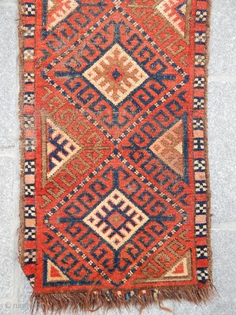 Old Kırgız Yastık