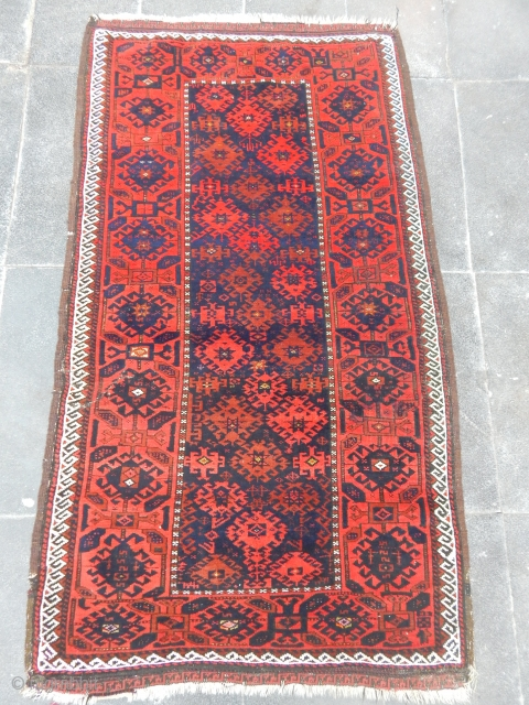 Old Baluch Carpet