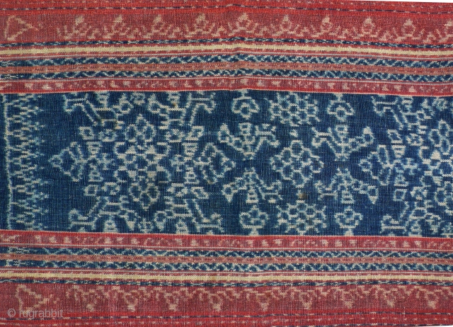 Skirt, sarong, Sikka/Maumere/ Flores/Indonesia, ca. 1950