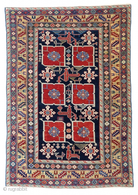 Lot #174, Karagashli rug,
