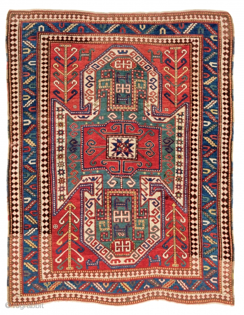 Lot 1, Sevan Kazak,