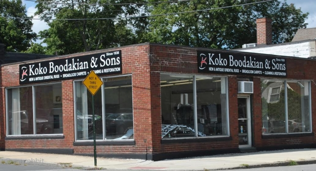 Our New Showroom is Open!  www.Kokorugs.com  808 Main Street Winchester, MA 01890