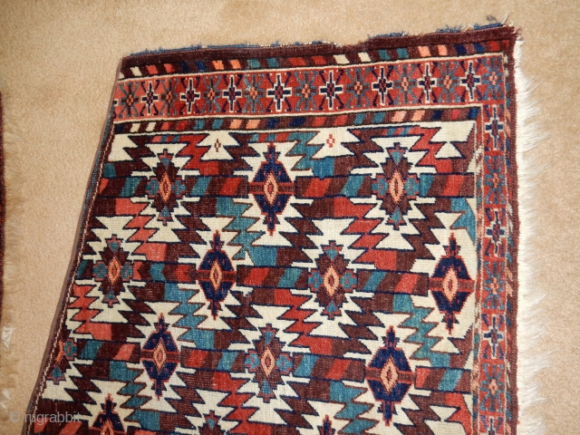 I HAVE ONE OF THESE LEFT -THE BETTER ONE - NICE OLD YOMUD YOMUT- 