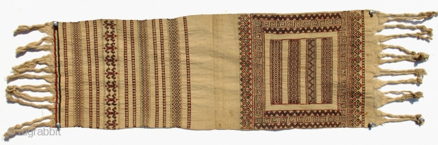 Dayak people of Borneo.
