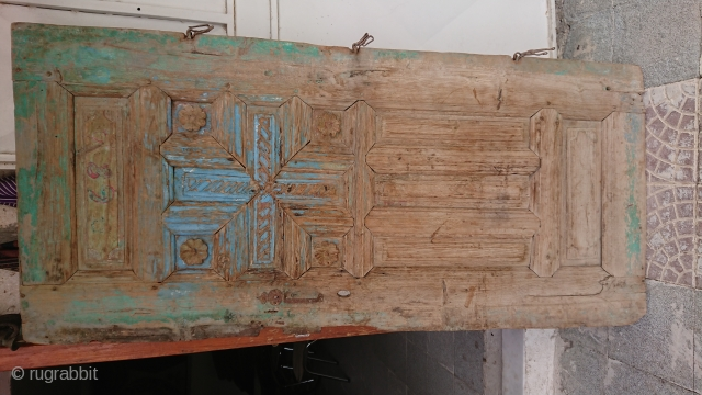 Ottoman period Greek door from cappadocia
