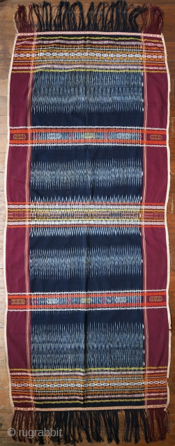 Batak Ritual Textile (Bintang Maratur)