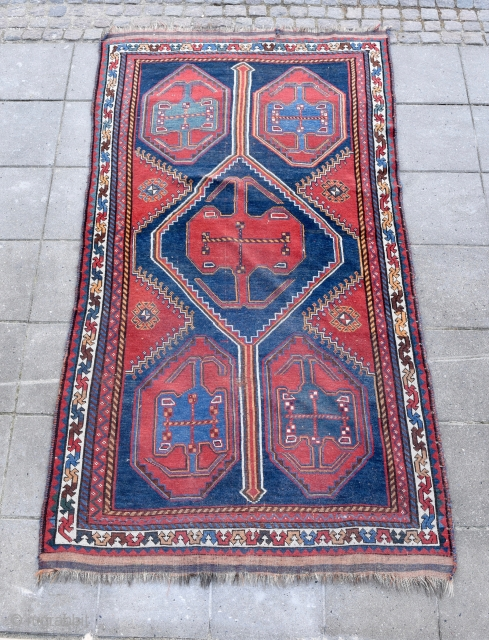 Early 20th century Luri. 250cm x 150cm.