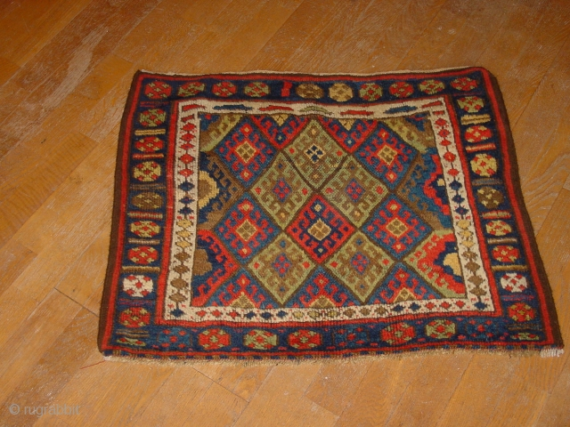 wonderful soft wool, great natural colors, clean,   78x66cm  2.6x2.2ft