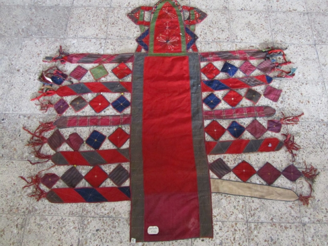TURKMEN CAMEL COVER for weddings. in good condition