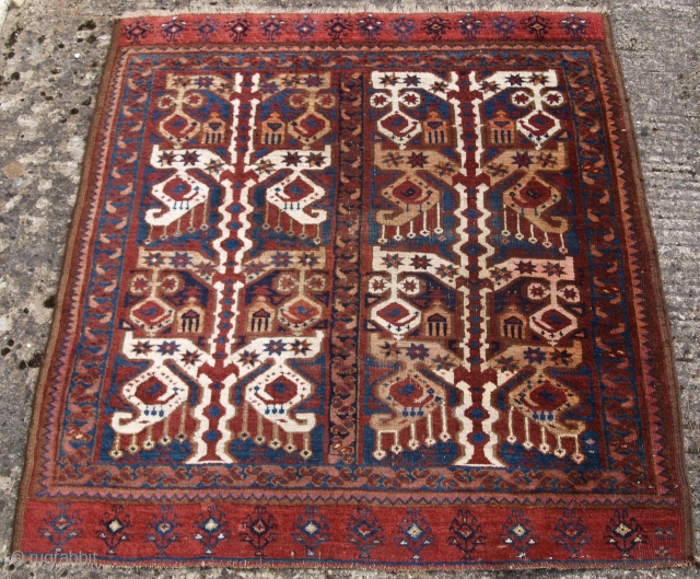 Beshir Turkmen dowry rug, 2nd half 19th century. www.knightsantiques.co.uk