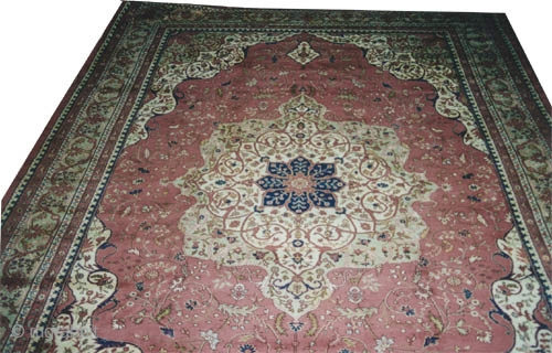 "Sivaz Anatolian circa 1920 old. Size: 494 x 340 (cm) 16' 2"" x 11' 2""  carpet ID: P-4370