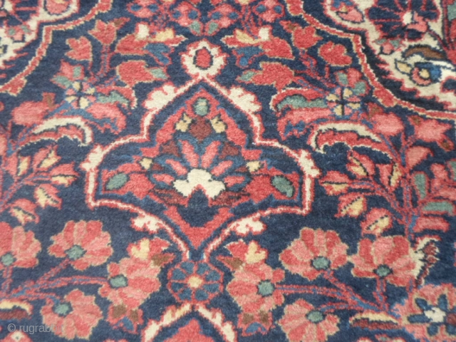 Borchalu Hamadan district persian carpet in very, very good condition. Full pile, without problem. Washed and ready for domestic use. 200 x 148 cm  is the exact size of this carpet. Has been exported  ...