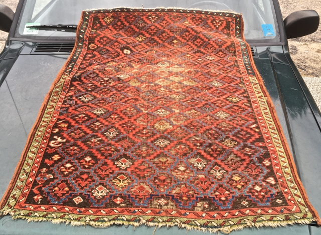 Nice Kuba see-through Thrasher