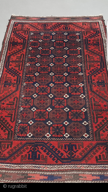 Beluch 1900 jh , all natural color's and very good condition. Size 180 x 96 cm