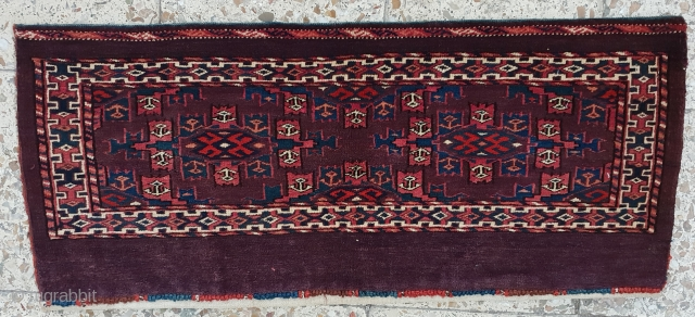 Yamut torba,circa 1940, measurements 89 *39 cm In excellent  condition